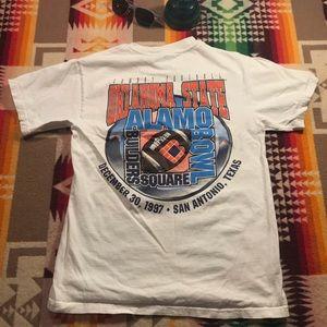 VTG '97 Oklahoma State University Alamo Bowl Shirt